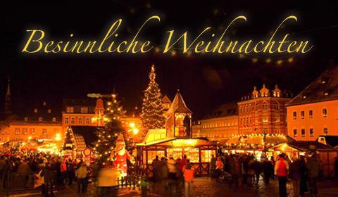 Besinnliche Bilder Weihnachten.Besinnliche Weihnachten Per Grußkarte Wünschen