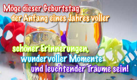 Geburtstag Spruche Fur Grusskarten E Cards